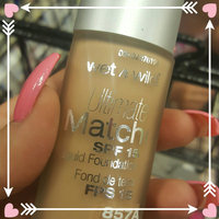 wet n wild Ultimate Match SPF 15 Foundation uploaded by Angelina A.