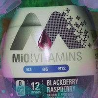 MiO Vitamins Blackberry Raspberry Liquid Water Enhancer 1.62 fl. oz. Bottle uploaded by Chantelle W.