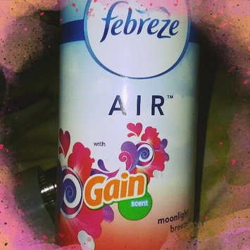 Air Febreze AIR Freshener with Gain Moonlight Breeze Scent (1 Count, 8.8 oz) uploaded by Chantelle W.