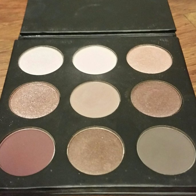 StudioMakeup On-The-Go Eyeshadow Palette Cool Down uploaded by Cindy C.