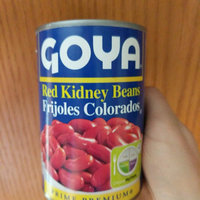 Goya Low Sodium Red Kidney Beans uploaded by Joanna E.
