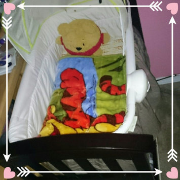 Photo of Summer Infant Fox & Friends Classic Comfort Wood Bassinet with Portable Soother uploaded by Kimberly G.
