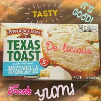 Pepperidge Farm® Texas Toast Mozzarella & Monterey Jack uploaded by Erica S.
