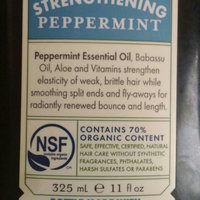 Avalon Organics Strengthening Peppermint Conditioner uploaded by Darby S.