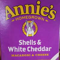 Annie's® Shells White Cheddar Family Size uploaded by Crystal C.