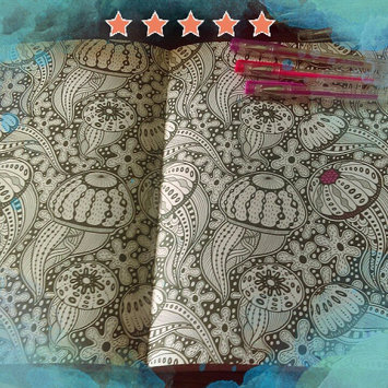 Photo of Parragon Coloring For Tranquility Adult Coloring Book uploaded by Jessica A.