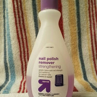 Up & up Strengthening Nail Polish Remover uploaded by Rachel T.
