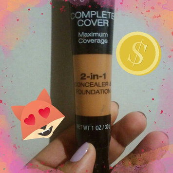 JORDANA Complete Cover 2-in-1 Concealer uploaded by Angie D.