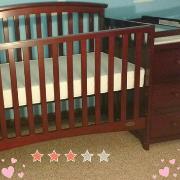 Photo of Dream On Me Niko 5 in 1 Convertible Crib with Changer - Espresso uploaded by Jenny C.