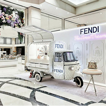 Photo of FENDI uploaded by summaya p.