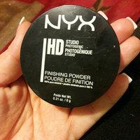 NYX Cosmetics Studio Finishing Powder uploaded by Monica G.