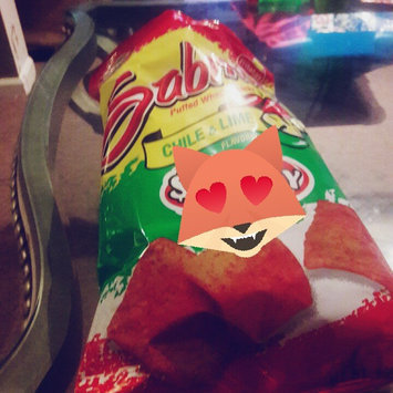 Photo of Sabritones® Chile & Lime Flavored Puffed Wheat Snacks uploaded by Andrea M.