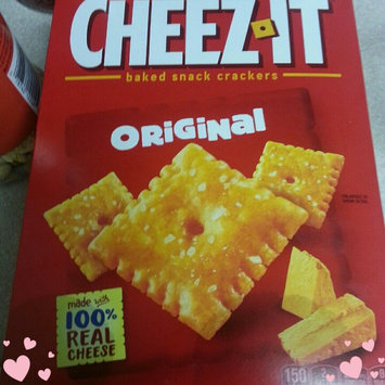 Cheez-It® Original Baked Snack Crackers uploaded by sandy l.