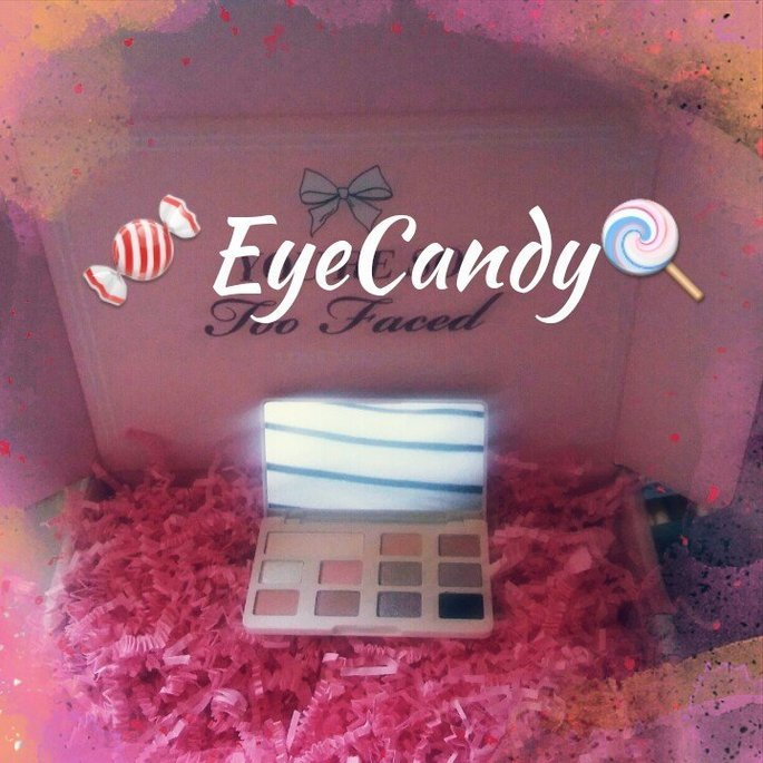 Too Faced White Chocolate Chip Eye Shadow Palette uploaded by Megan S.