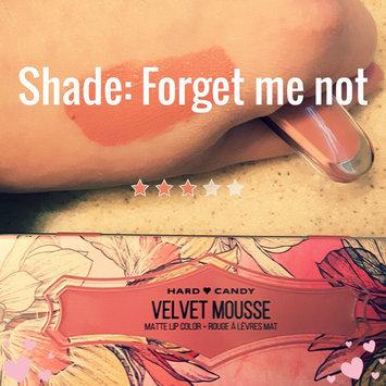 Hard Candy Velvet Mousse Matte Lip Color uploaded by Michelle S.