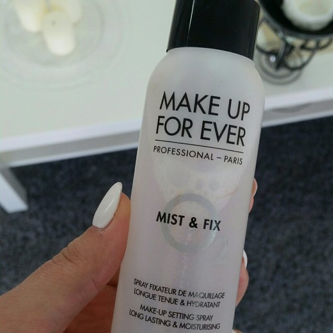 MAKE UP FOR EVER Mist & Fix Setting Spray uploaded by Kristina E.