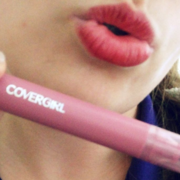 COVERGIRL Outlast Lipstain Lip Color uploaded by Joanna E.