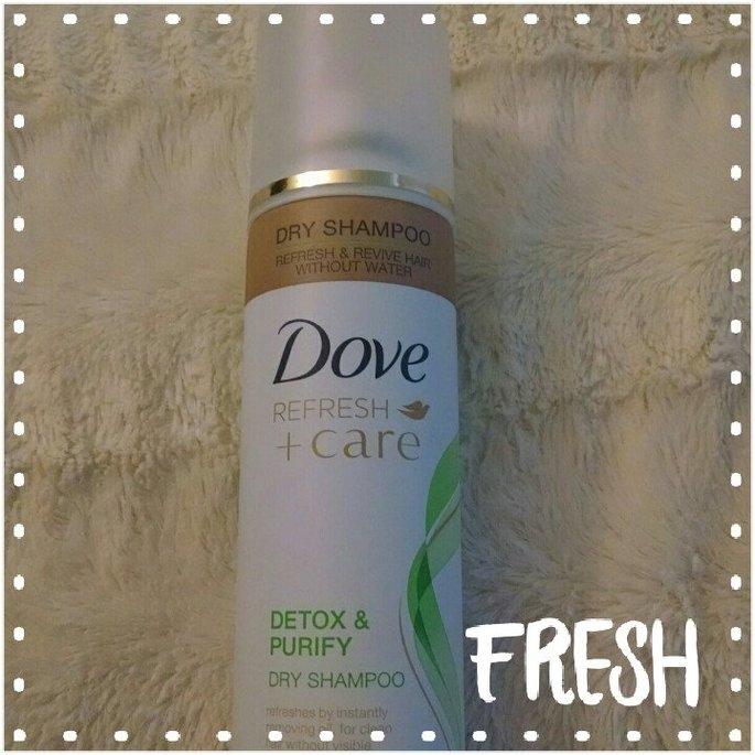 Dove Detox & Purify Dry Shampoo uploaded by Jennifer V.