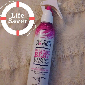 Photo of Not Your Mother's® In A Heartbeat™ Blow Dry Accelerator uploaded by Jennifer V.