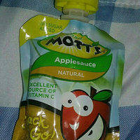 Mott's Applesauce Pouches uploaded by Heather S.