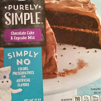 Photo of Pillsbury Purely Simple Chocolate Cake & Cupcake Mix uploaded by Lilian C.