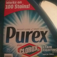 Purex® Plus Clorox2® Stain Fighting Enzymes Sunny Linen™ Laundry Detergent 128 fl. oz. Plastic Jug uploaded by Melissa M.