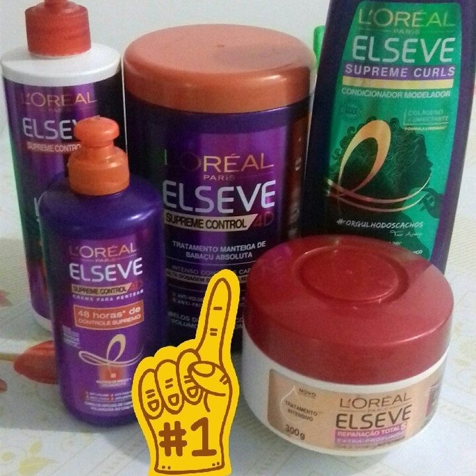 L'Oréal Paris Hair Expertise® EverPure Cleansing Balm uploaded by Maria J.