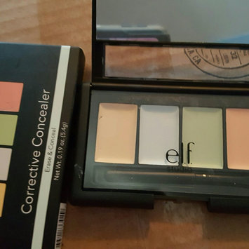 Photo of e.l.f. Corrective Concealer uploaded by Melissa E.