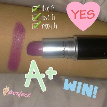 BNIB MAC PRO VIOLETTA Amplified Creme Lipstick uploaded by Rosalba M.