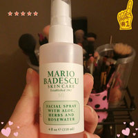 Mario Badescu Facial Spray with Aloe, Herbs & Rosewater uploaded by Michelle C.