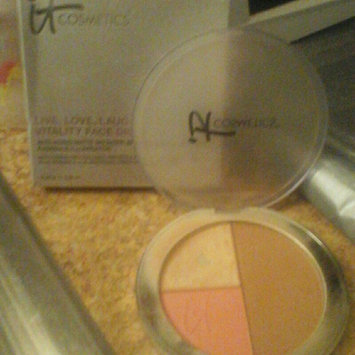 Photo of IT Cosmetics® Your Most Beautiful You™ Anti-Aging Matte Bronzer, Radiance Luminizer & Brightening Blush Palette uploaded by Melissa W.