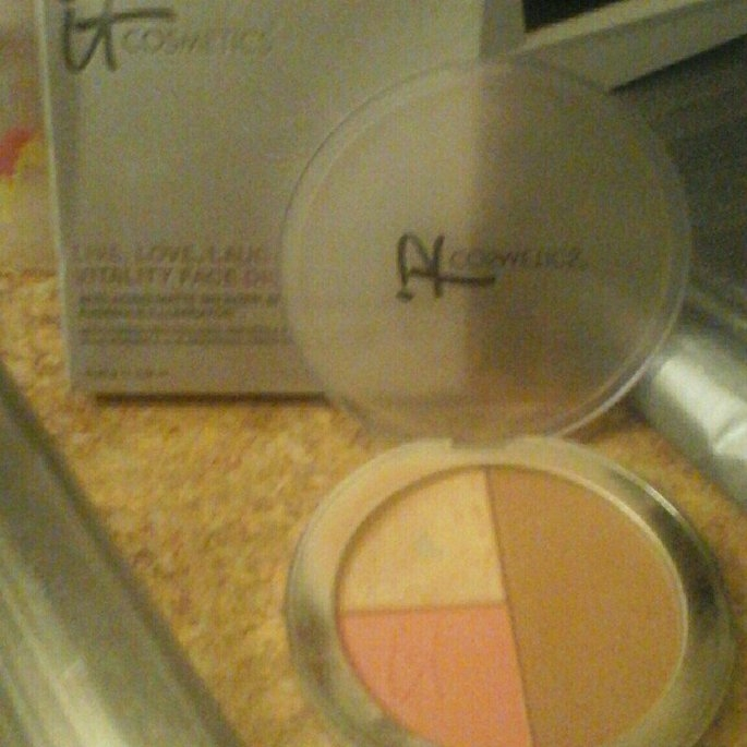 It Cosmetics Vitality Brigthening Anti-Aging Face Disk uploaded by Melissa W.