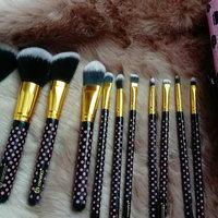 BH Cosmetics Pink-a-Dot Brush Set uploaded by Nela K.