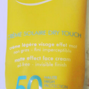 Photo of Biotherm - Creme Solaire SPF 50 Dry Touch UVA/UVB Matte Effect Face Cream 50ml uploaded by Griseda H.