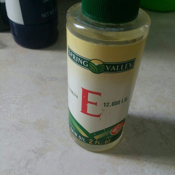 Photo of Spring Valley Vitamin E Skin Oil 12 uploaded by Melissa H.