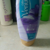 Gillette Venus with Olay Moisturizing Freesia Shower & Shave Cream uploaded by Melissa H.