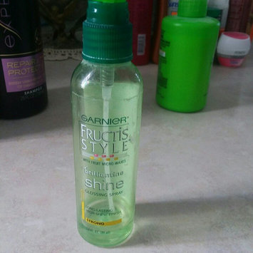 Garnier Fructis Style Brilliantine Shine Glossing Spray uploaded by Melissa H.