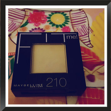 Maybelline Fit Me! Pressed Powder uploaded by Melissa Z.