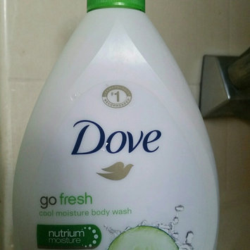 Dove Go Fresh Cool Moisture Cucumber & Green Tea Body Wash uploaded by Chantell M.