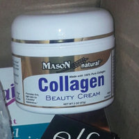 Mason Vitamins Collagen Beauty Cream 100% Pure Collagen Pear Scent, 2-Ounce Jars (Pack of 2) uploaded by Shada O.