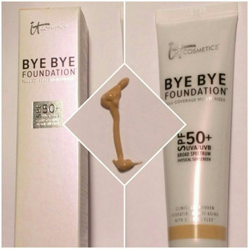 Bye Bye Foundation™ Full Coverage Moisturizer™ uploaded by Debbie R.