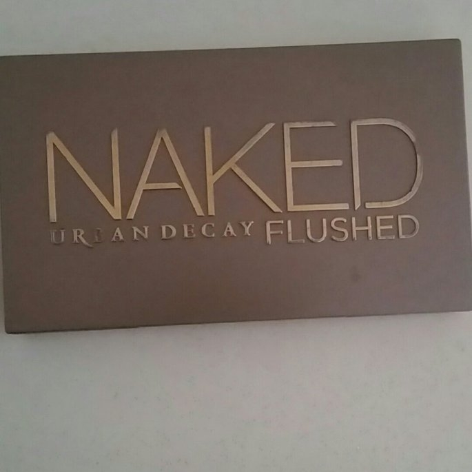 Urban Decay Naked Flushed uploaded by karlando W.