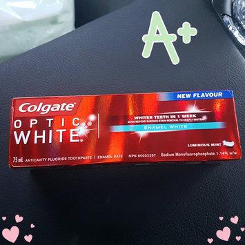 Colgate Optic White Platinum Toothpaste, White & Radiant uploaded by Devika M.