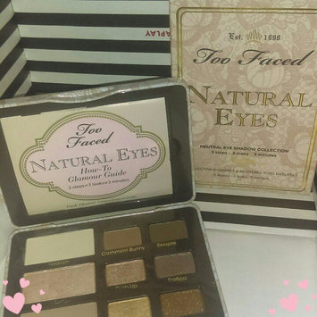 Too Faced Natural Eye Neutral Eye Shadow Collection uploaded by Karina P.