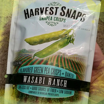 Photo of Harvest Snaps Snapea Crisps Lightly Salted uploaded by James T.