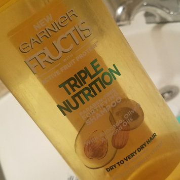 Photo of Garnier Fructis Triple Nutrition Shampoo uploaded by Annie G.