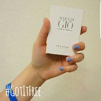 Giorgio Armani Acqua Di Gio Blue Edition Eau de Toilette Spray uploaded by Sharlene T.