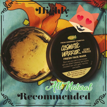 LUSH Cosmetic Warrior uploaded by Marisol P.