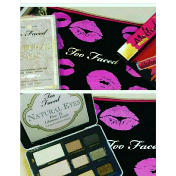 Too Faced Natural Eye Neutral Eye Shadow Collection uploaded by Lauren P.