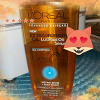 L'Oréal Paris Advanced Haircare Total Repair 5 Extraordinary Oil, All Types uploaded by Angel B.